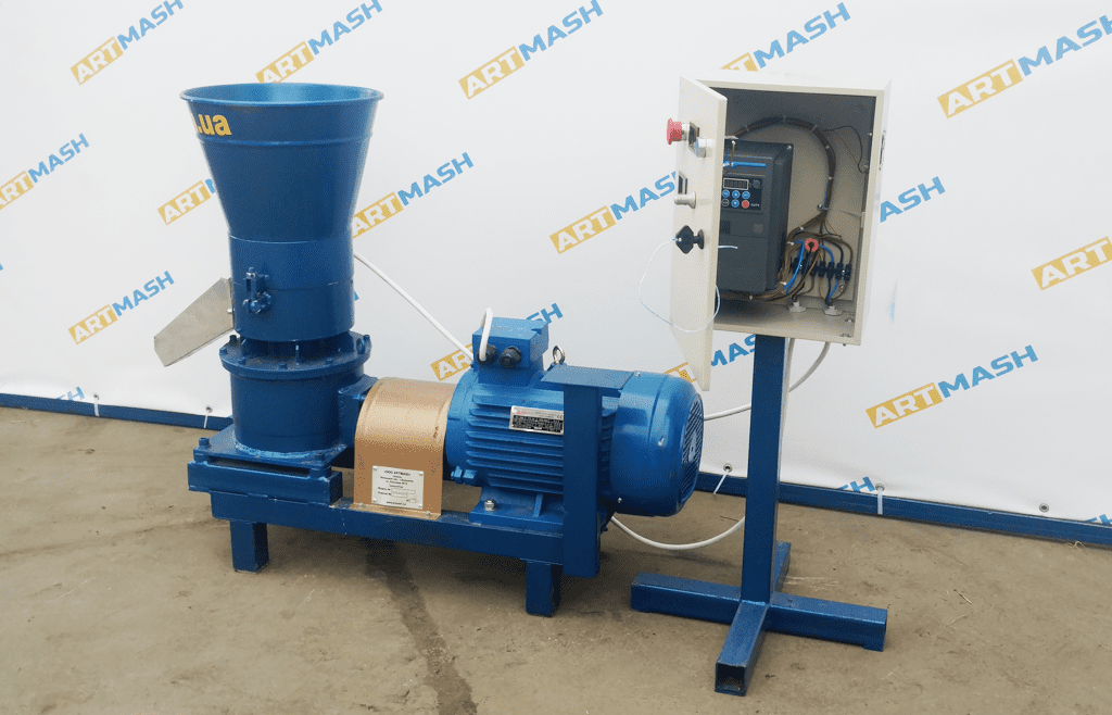 Granulator 7.5 kW with frequency converter